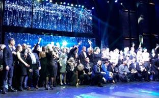 Agencias españolas, reconocidas en los Premios EuBea