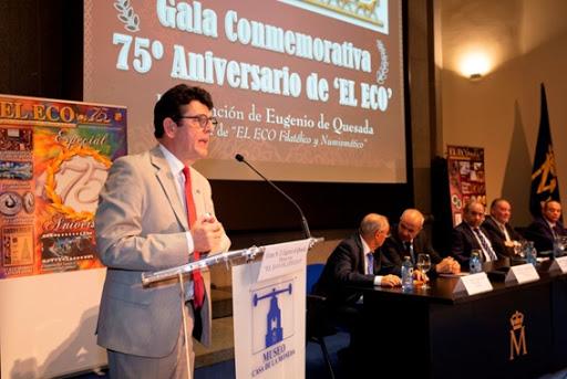 Eugenio de Quesada, ganador del XXI Hermestur