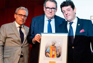 Cataluña reconoce al Grupo NEXO en la Noche del Turismo