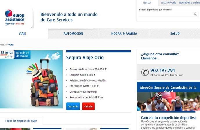 Nuevo programa de incentivos de Europ Assistance
