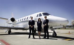 Europair crea una 'app' para contratar vuelos privados