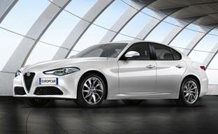 Europcar incorpora un nuevo Alfa Romeo a su flota