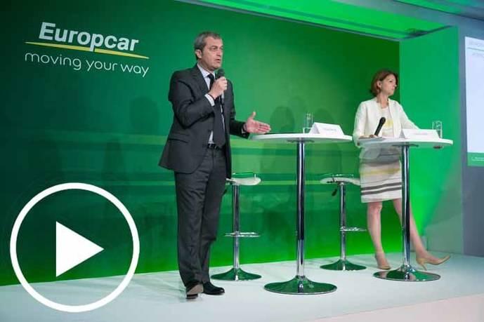 Europcar pasa a llamarse Europcar Mobility Group