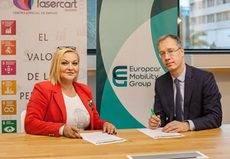 Europcar apoya a las personas con discapacidad