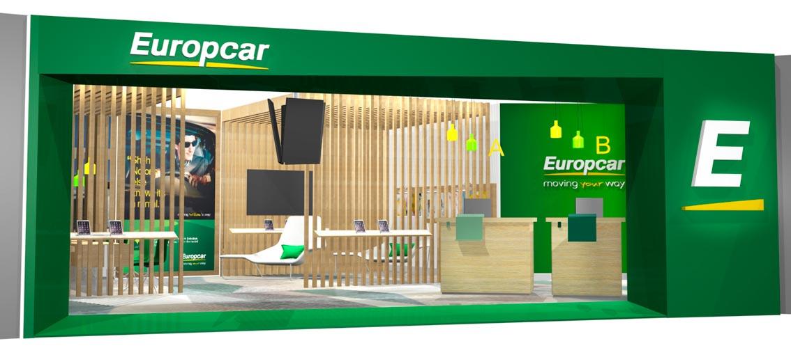 Europcar inaugura su primera sala vip en espa a nexotur - Busco trabajo en palma de mallorca ...