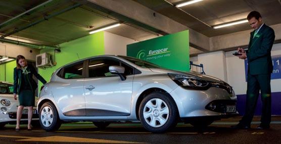 El grupo Europcar reorganiza su equipo directivo