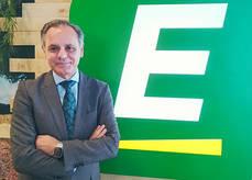 El actual director de Europcar en España, José María González.