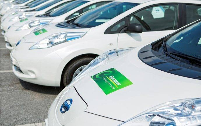 Europcar y easyJet presentan un innovador 'site' móvil para que los clientes de la aerolínea puedan alquilar un coche
