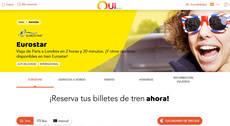 Eurostar utiliza Rich Content and Branding