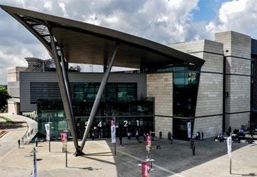 Tel Aviv prepara su recinto congresual para Eurovisión