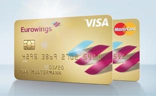 Eurowings presenta sus nuevas tarjetas de crédito