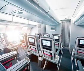 Eurowings permite la navegación gratuita durante el vuelo