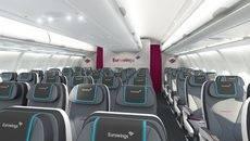 Los pasajeros de Eurowings ya pueden disfrutar de Internet de banda ancha.