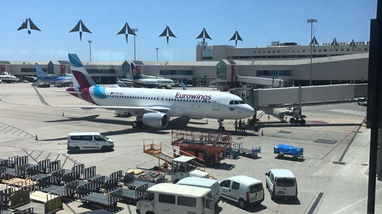 Eurowings lima asperezas con las agencias de viajes