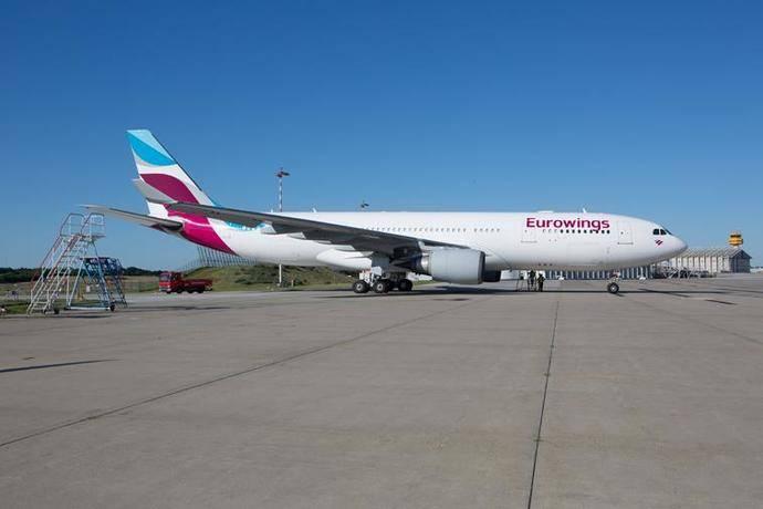 Ambicioso plan de expansión de la 'low cost' Eurowings
