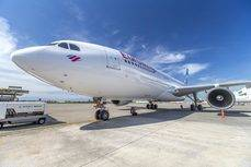 La base aérea de Eurowings en Palma abrirá a finales de mayo.