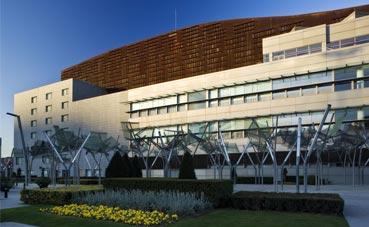 Bilbao lanza su red Wi-Fi municipal en el Euskalduna