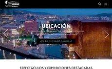 Euskalduna mejora su página 'web' con un contenido visual