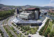 El Palacio de Congresos Euskalduna.