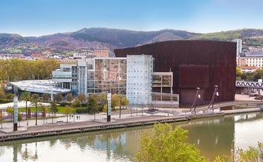 Euskalduna moderniza y adapta sus espacios