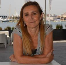 La vicepresidenta de Relaciones Internacionales de CEAV, Eva Blasco.