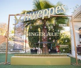 Eventisimo organiza un 'roadshow' para presentar Schweppes Ginger Ale