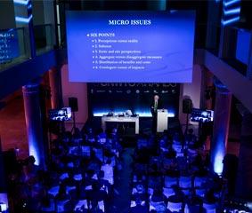 Eventisimo trabaja con la Organización Mundial del Turismo en Madrid