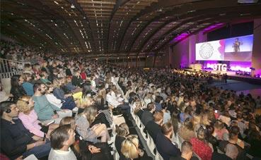 Un evento de más de 2.600 delegados en Marbella