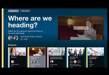 EventsCase ayuda a realizar reuniones virtuales