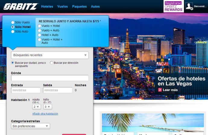 Las reservas de 'paquetes' turísticos realizadas en Expedia para viajar a España suben un 31% durante 2014