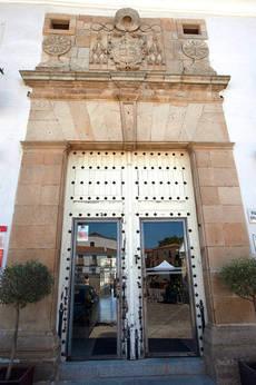 Fachada del nuevo hotel AHC Palacio Coria