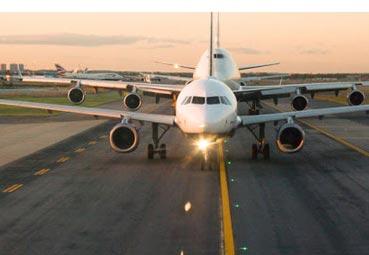 Las aerolíneas y las agencias son los objetivos de Facua