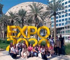 Ávoris organiza un 'fam trip' de profesionales a Dubai