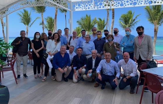 Exito del 'fam trip' en República Dominicana de Soltour Travel Partners