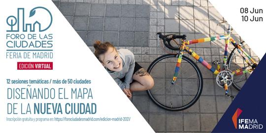 Martínez Almeida y Abel Caballero presentarán el Foro de las Ciudades de Ifema