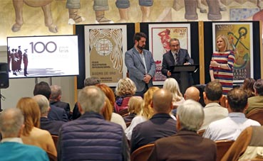 Los 100 años de Feria Valencia a través de carteles