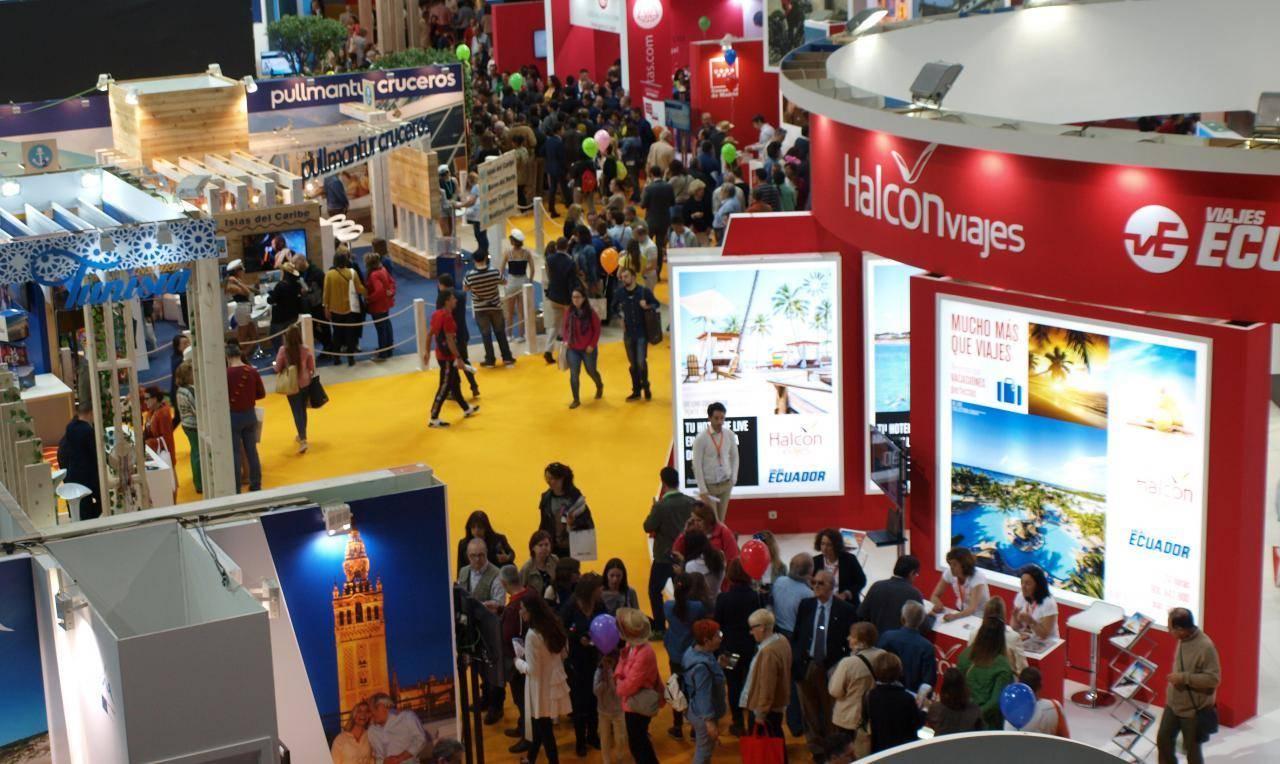 Halc n nica red que vender viajes en intur 2017 nexotur - Oficinas viajes halcon ...
