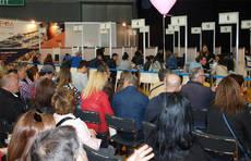 La segunda edición se celebró en el Pabellón de Cristal de la Casa de Campo.
