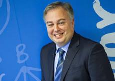 El director general de Amadeus en España y Portugal, Fernando Cuesta.