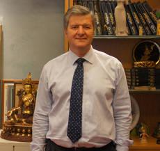 El director general de Catai, Fernando Sánchez.