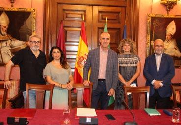 Sevilla creará en Fibes un centro del cine andaluz