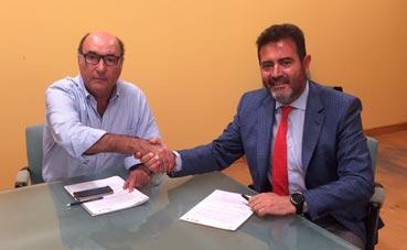 Fibes e Isla Mágica llegan a un acuerdo de colaboración