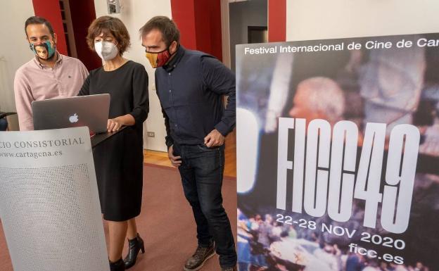 El FICC de Cartagena, en formato online