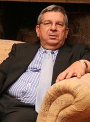 El profesor Manuel Figuerola.