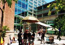 La Comunidad de Madrid promociona cine y turismo