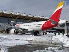 Iberia está recuperando sus vuelos.