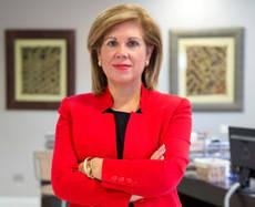 La consejera delegada de IAG7 Viajes, Fina Muñoz.
