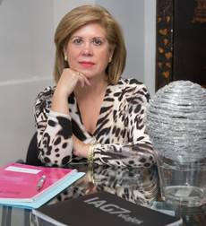 La consejera delegada del grupo IAG7 Viajes, Fina Muñoz.