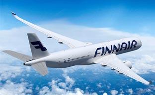 Finnair ofrecerá Wi-Fi a bordo en vuelos de largo radio