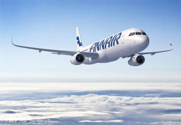 Finnair introduce Internet de alta velocidad en Europa